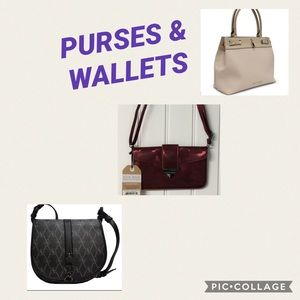 Handbags - PURSES & WALLETS